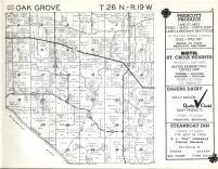 Oak Grove T26N-R19W, Pierce County 1960